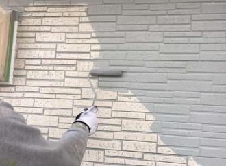 サイディング外壁の塗り替え