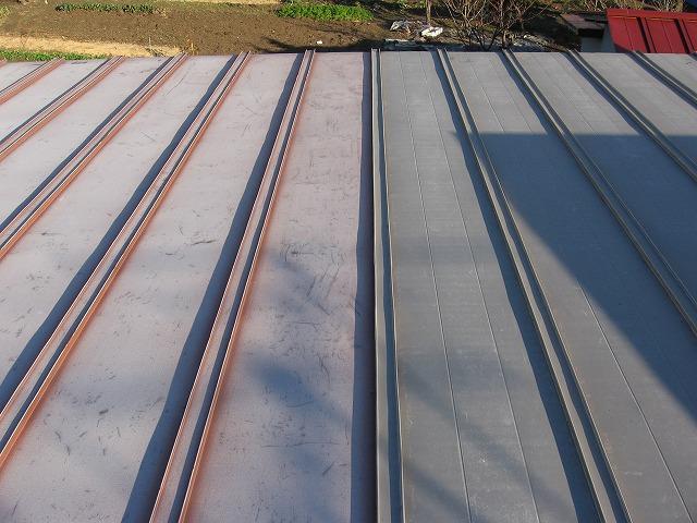 トタン屋根1