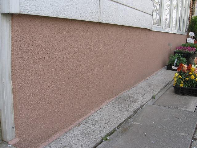 外壁 塗装後