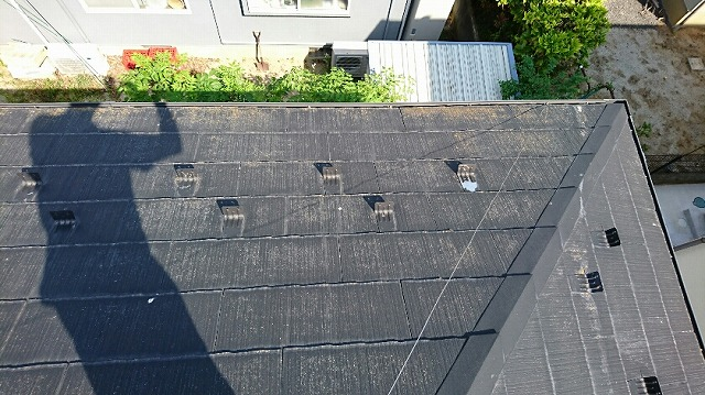 屋根施工前②