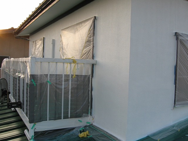 フッ素樹脂塗装