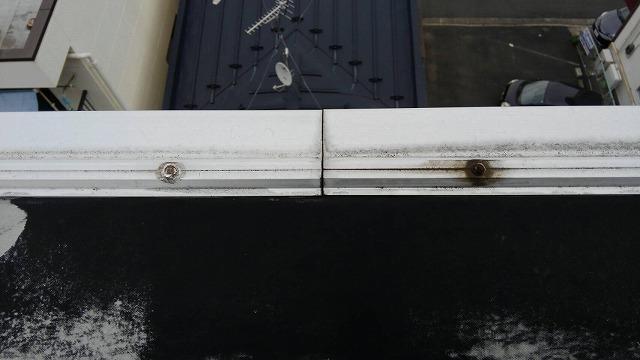 シート防水押え金具