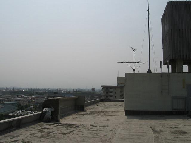 マンション屋上2