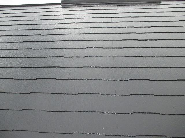 屋根2回塗り