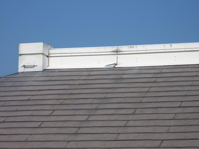 屋根 むね