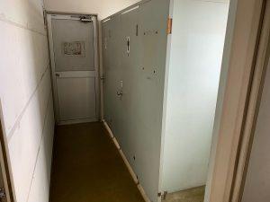 トイレ内部状況