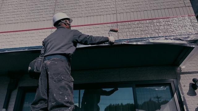 外壁補修塗装