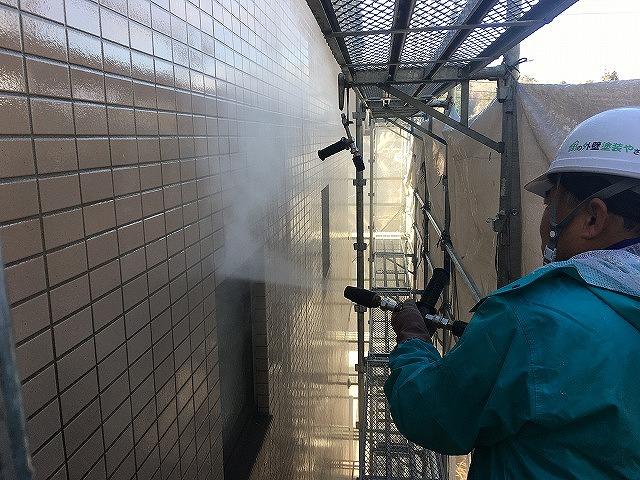 高圧洗浄4