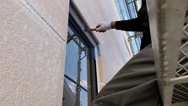 窓回りシーリング