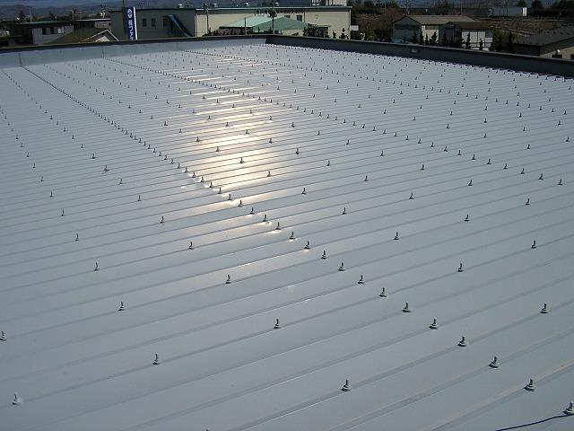 工場屋根1