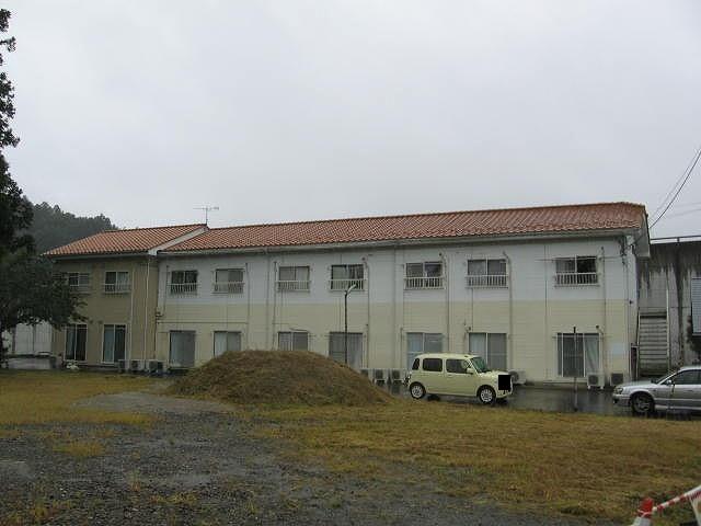 アパート屋根・外壁調査